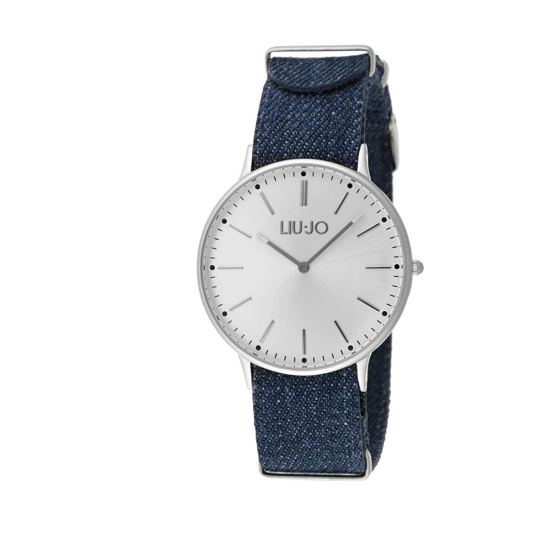 orologio solo tempo uomo Liujo TLJ1043