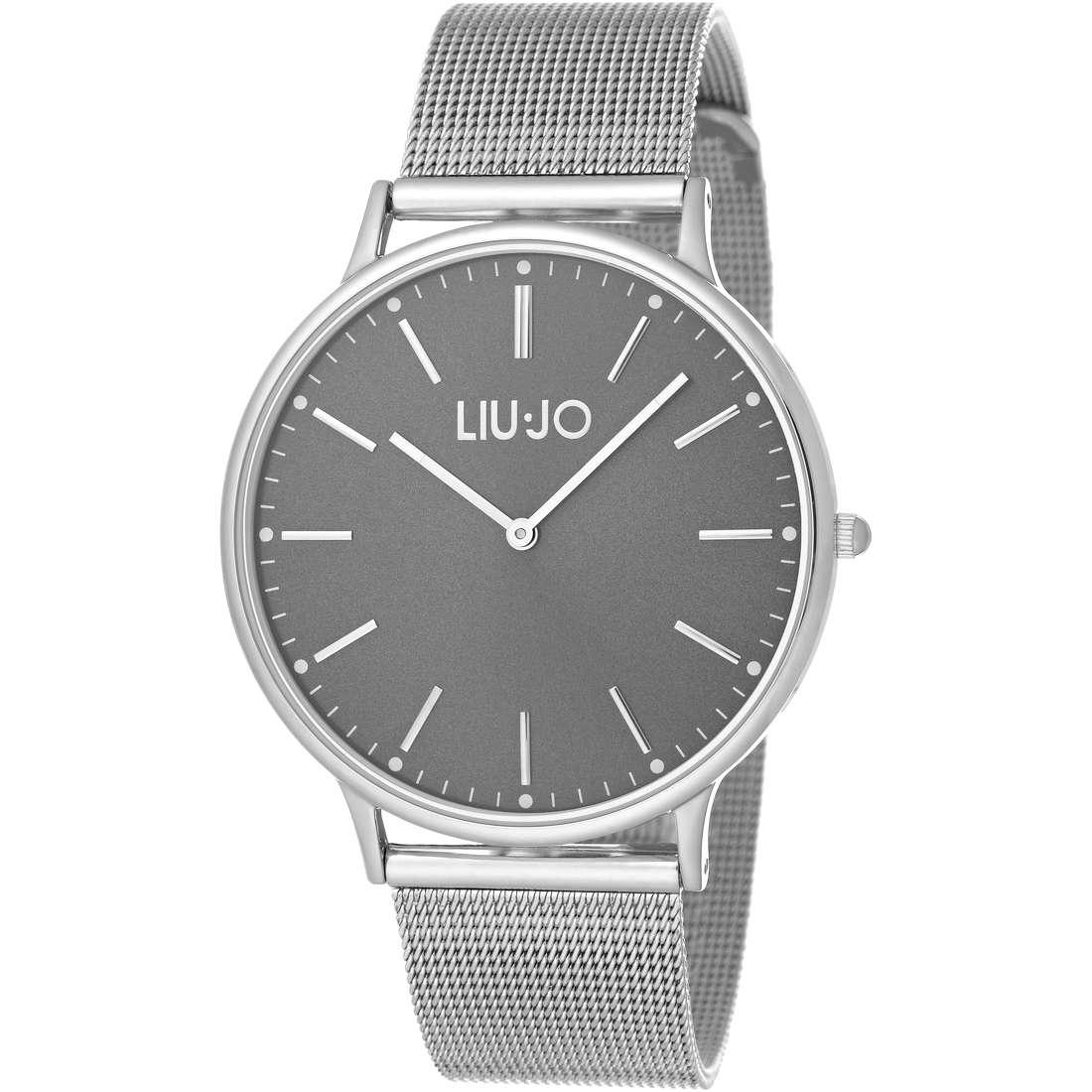 orologio solo tempo uomo Liujo TLJ1085