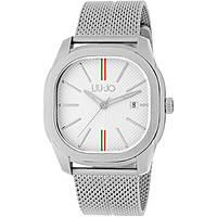 orologio solo tempo uomo Liujo TLJ1390