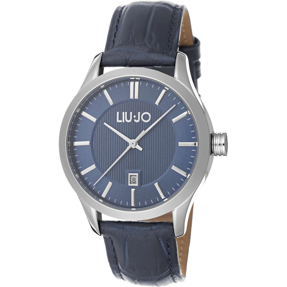 orologio solo tempo uomo Liujo Zen TLJ1095