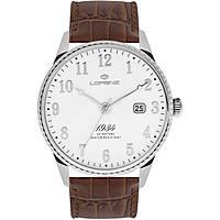 orologio solo tempo uomo Lorenz 1934 030102AA