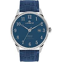 orologio solo tempo uomo Lorenz 1934 030102CC