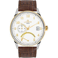 orologio solo tempo uomo Lorenz 1934 030103DD