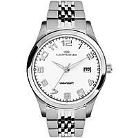 orologio solo tempo uomo Lorenz Classico Professional 027009AA