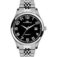 orologio solo tempo uomo Lorenz Classico Professional 027009CC