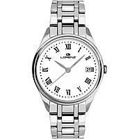 orologio solo tempo uomo Lorenz Dorica 027161BB