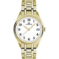 orologio solo tempo uomo Lorenz Dorica 027177AA