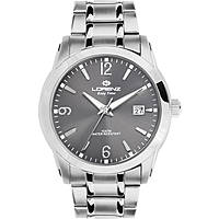 orologio solo tempo uomo Lorenz Easy Time 030044BB