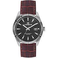 orologio solo tempo uomo Lorenz Ginevra 030089BB