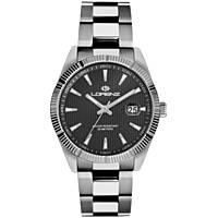 orologio solo tempo uomo Lorenz Ginevra 030092BB