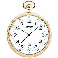orologio solo tempo uomo Lorenz Tasca 030003BB