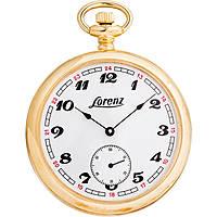 orologio solo tempo uomo Lorenz Tasca 030096BB