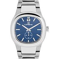 orologio solo tempo uomo Lorenz Wave 030098BB