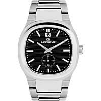 orologio solo tempo uomo Lorenz Wave 030098CC