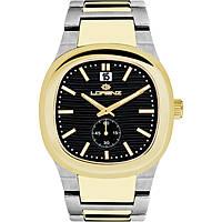 orologio solo tempo uomo Lorenz Wave 030098DD