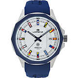 orologio solo tempo uomo Lorenz Yachting Club 030108AA