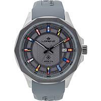 orologio solo tempo uomo Lorenz Yachting Club 030108BB