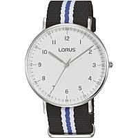 orologio solo tempo uomo Lorus Classic RH899BX9