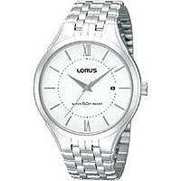 orologio solo tempo uomo Lorus Classic RH927DX9