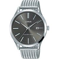 orologio solo tempo uomo Lorus Classic RS927DX9