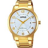 orologio solo tempo uomo Lorus Classic RS948BX9