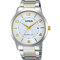 orologio solo tempo uomo Lorus Classic RS949BX9