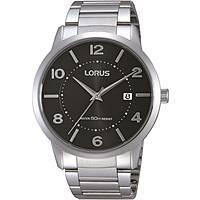 orologio solo tempo uomo Lorus Classic RS951BX9