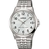 orologio solo tempo uomo Lorus Classic RS975CX9