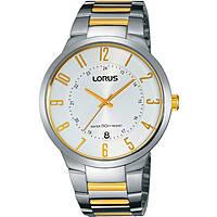 orologio solo tempo uomo Lorus Classic RS977BX9