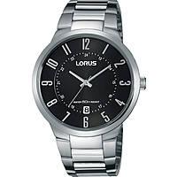 orologio solo tempo uomo Lorus Classic RS979BX9
