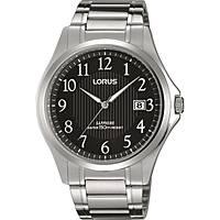 orologio solo tempo uomo Lorus Classic RS995BX9