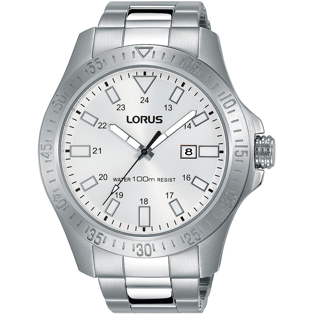 super economico nuova alta qualità fornitore ufficiale orologio solo tempo uomo Lorus Sports RH919HX9 solo tempo Lorus