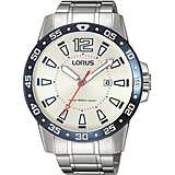 orologio solo tempo uomo Lorus Sports RH927FX9