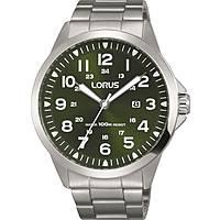 orologio solo tempo uomo Lorus Sports RH927GX9