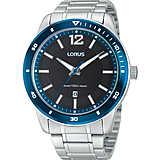 orologio solo tempo uomo Lorus Sports RH939DX9