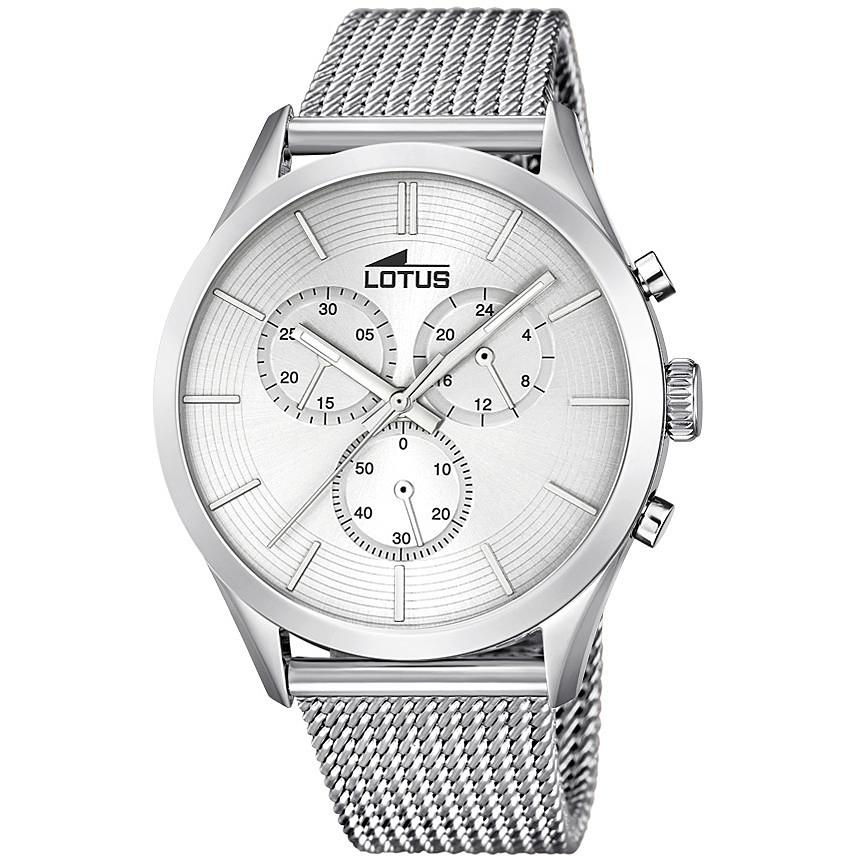 975a7d4b23ff orologio solo tempo uomo Lotus Minimalist 18117 1 solo tempo Lotus