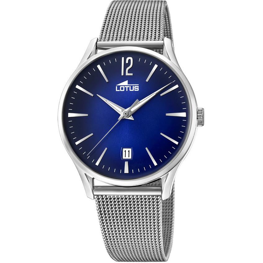 c21893b855bd orologio solo tempo uomo Lotus Revival 18405 3 solo tempo Lotus