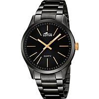 orologio solo tempo uomo Lotus Smart Casual 18162/2