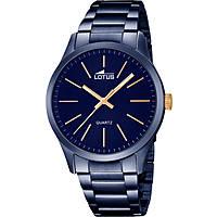 orologio solo tempo uomo Lotus Smart Casual 18163/2