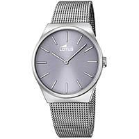 orologio solo tempo uomo Lotus Smart Casual 18285/3