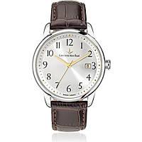 orologio solo tempo uomo Lucien Rochat Geste' R0451107004