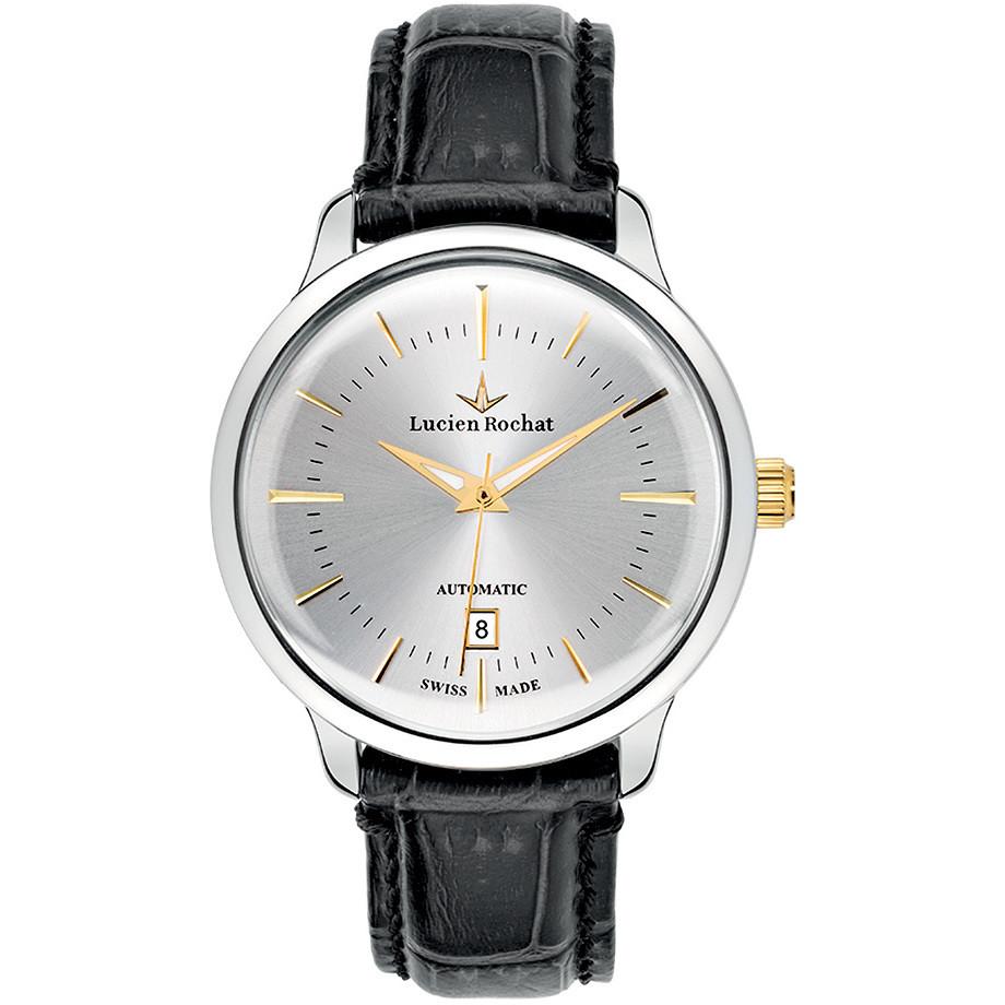 orologio solo tempo uomo Lucien Rochat Granville R0421106001