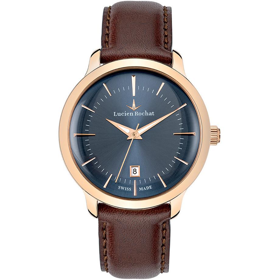 orologio solo tempo uomo Lucien Rochat Granville R0451106004