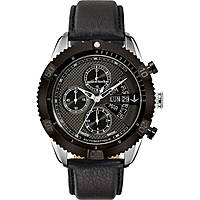 orologio solo tempo uomo Lucien Rochat Krab R0441603001