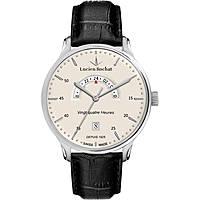 orologio solo tempo uomo Lucien Rochat Lyon R0451113001