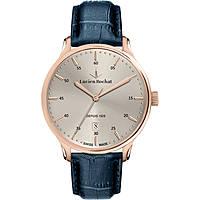 orologio solo tempo uomo Lucien Rochat Lyon R0451113002