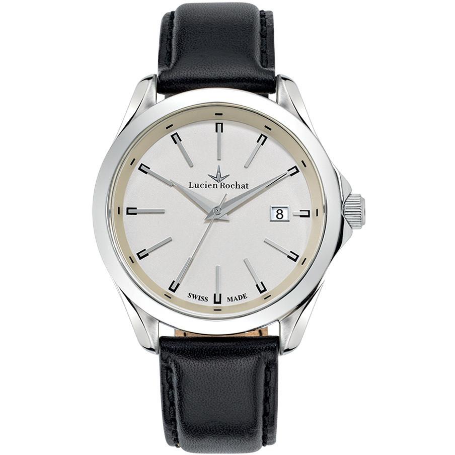 orologio solo tempo uomo Lucien Rochat Montpellier R0451104003