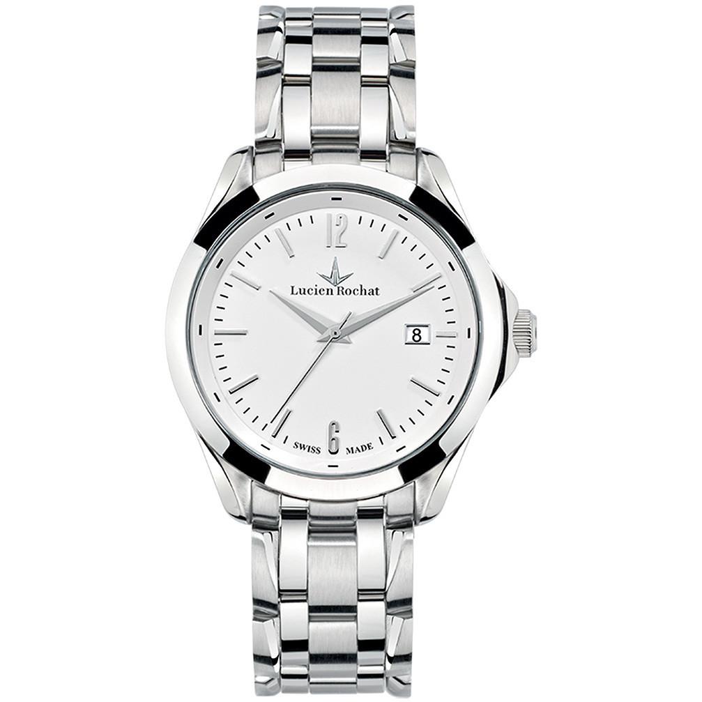 orologio solo tempo uomo Lucien Rochat Montpellier R0453104001