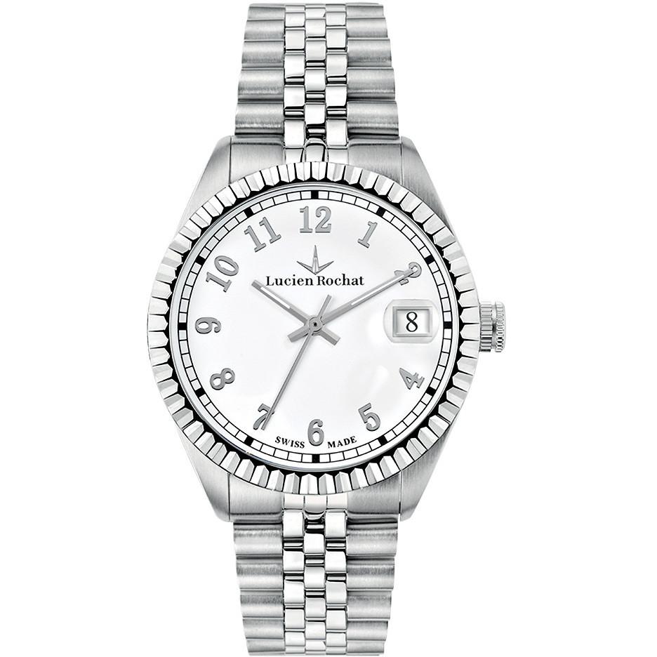 orologio solo tempo uomo Lucien Rochat Reims R0453105002