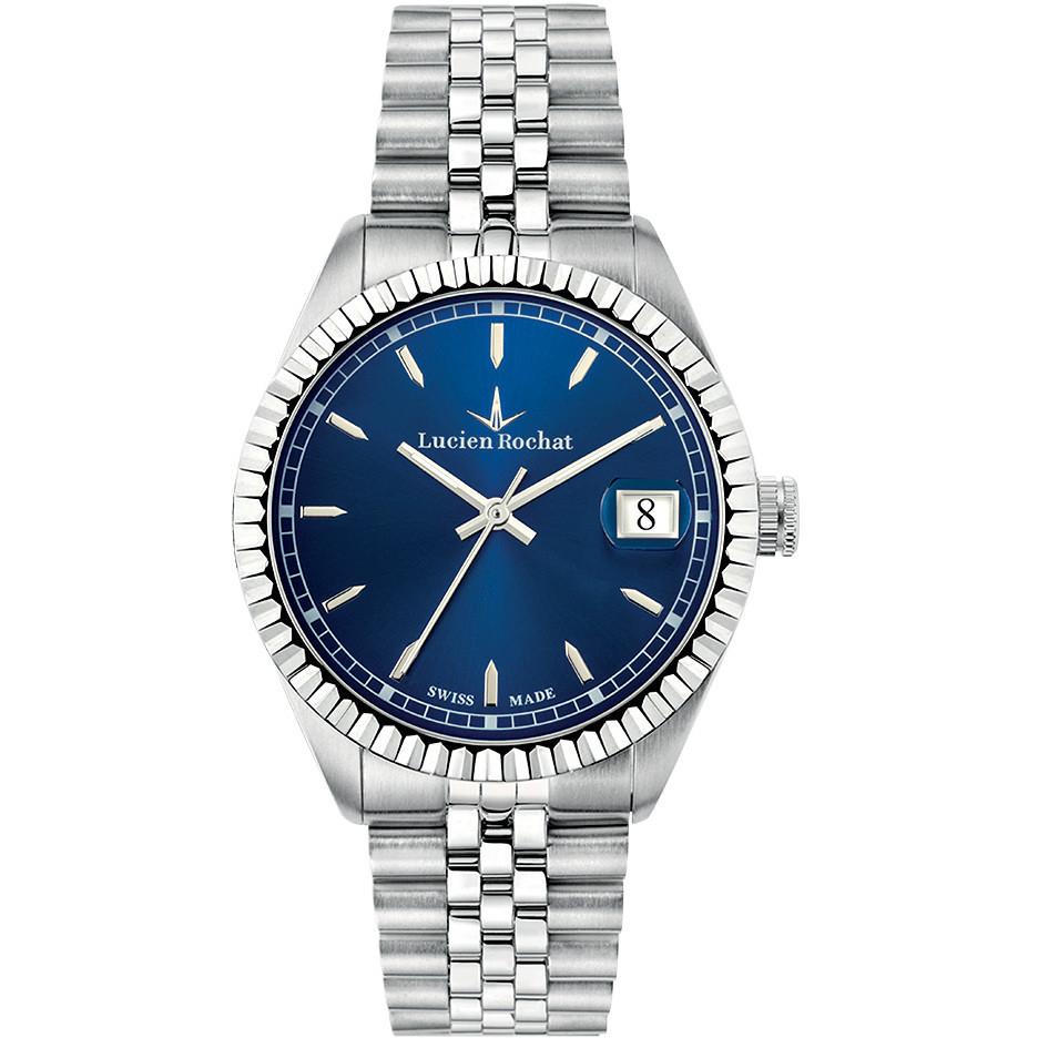 orologio solo tempo uomo Lucien Rochat Reims R0453105003